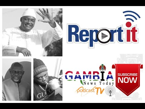 GAMBIA REPORTS 8TH FEBRUARY 2020