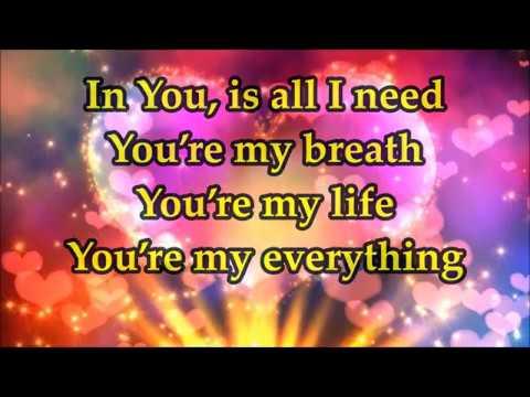 United Pursuit - Since Your Love - Lyrics
