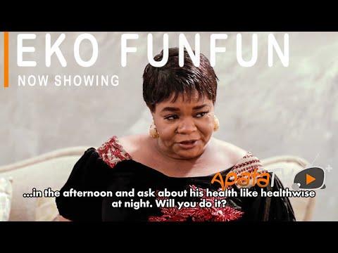Eko Funfun Latest Yoruba Movie 2021 Drama Starring Bimbo Oshin   Peters Ijagbemi   Olayinka Solomon