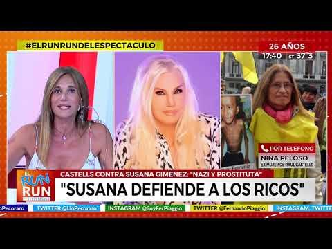 Vuelven a destrozar a Susana Giménez por sus dichos sobre la pobreza