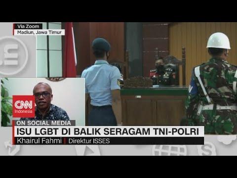 Isu LGBT di Balik Seragam TNI-Polri