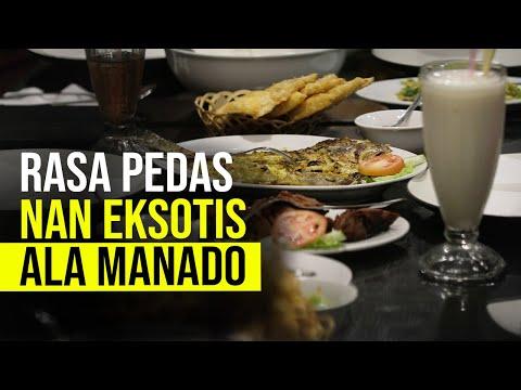 Rasa Pedas Nan Eksotis Ala Manado - Kuliner Nasional