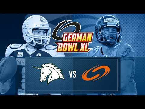 German Bowl History - 2018