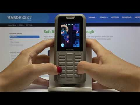 How to Play Snake Game in NOKIA 800 Tough – Classic Snake GamePlay