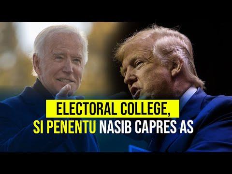 Electoral College, Si Penentu Nasib Capres AS