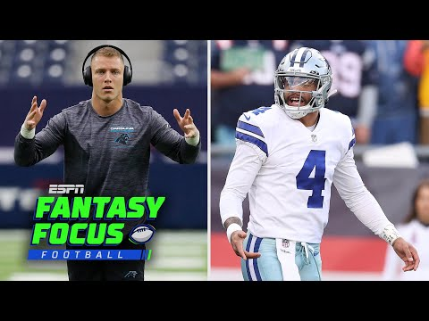 Sunday NFL Recap, Injury Updates, Big RB/WR question marks & MNF Preview | Fantasy Focus Live!