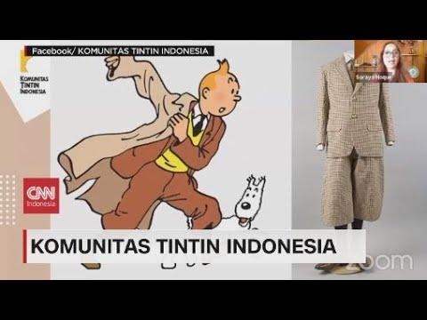 Komunitas Tintin Indonesia