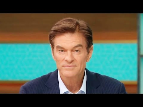 Dr. Oz Explains How He Helped Revive a Man at Newark Airport (Exclusive)
