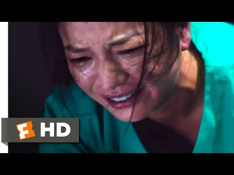 Three (2017) - Doctor's Distress Scene (5/10) | Movieclips