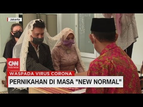 Pernikahan di Masa 'New Normal'
