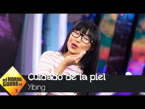 Yibing enseña trucos orientales de belleza para una piel perfecta - El Hormiguero 3.0