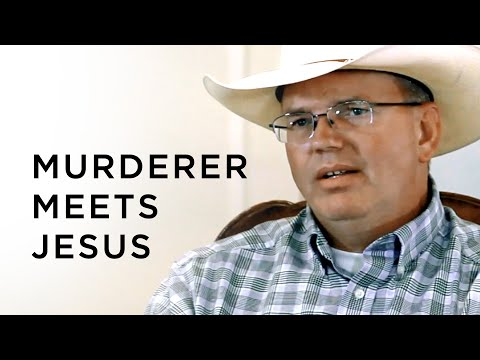 Murderer Finds Jesus in Prison