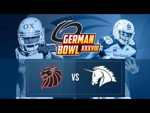 German Bowl History - 2016