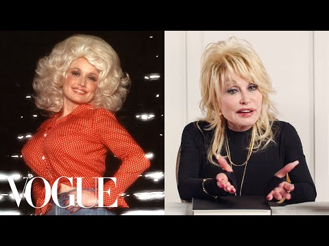 Dolly Parton Breaks Down 11 Looks From 1975 to Now   Life in Looks   Vogue