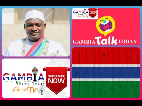 GAMBIA TODAY TALK 13TH OCTOBER 2020