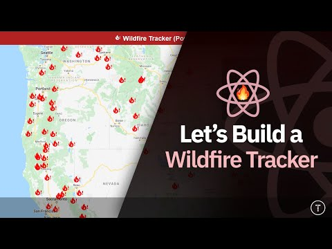 Build a Wildfire Tracker With React & NASA API