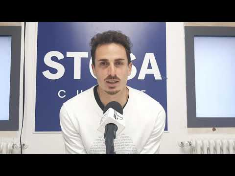 """Francesco Gagliardi: """"Contro l'Alessandria con la giusta determinazione"""""""