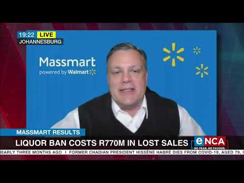 Discussion   Massmart's CEO talks on results