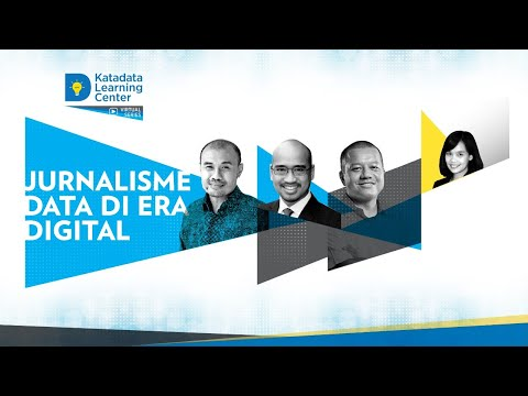 "KLC Virtual Series ""Jurnalisme Data Di Era Digital"""
