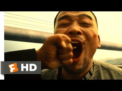 Iceman (2014) - Burning Bridge Battle Scene (10/10) | Movieclips