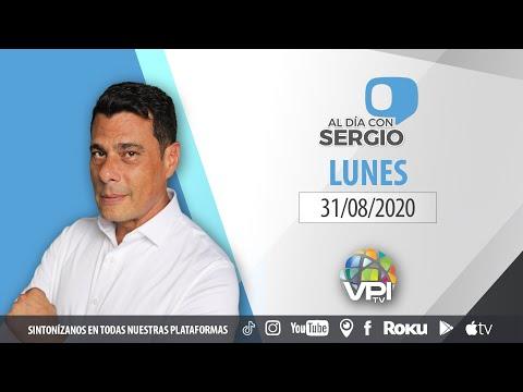 EN VIVO - Al Día con Sergio Novelli - Lunes 31 de Agosto