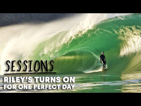 Ireland's Big Wave Crew Converges For The Best Swell In Years At Riley's | Sessions