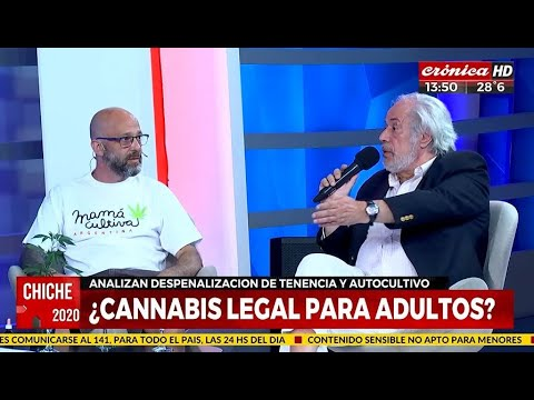 ¿Cannabis legal para adultos?