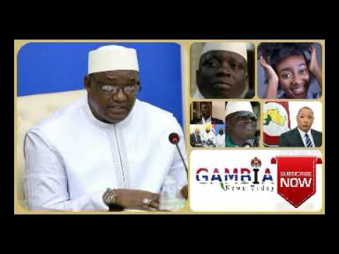 GAMBIA NEWS TODAY 2ND APRIL 2021