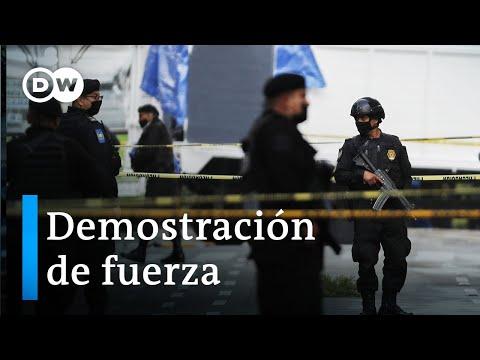 México: el narco desafía a AMLO
