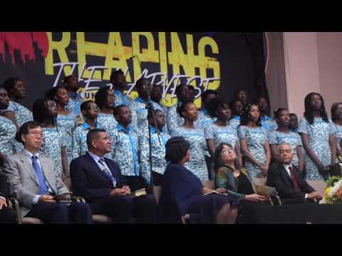 First Ghana SDA Church Youth Choir @ GNYC United Camp Meeting on September 14, 2019
