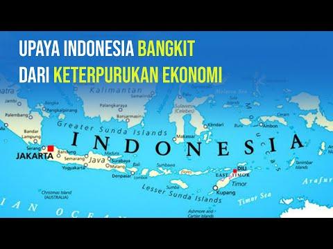 Indonesia Tawarkan 4 Sektor Investasi Kepada Investor China