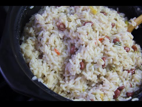 Wet Rice And Peas (DON'T CLICK) | CaribbeanPot.com