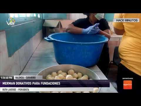 Carabobo - Donaciones para fundaciones bajaron por pandemia -  VPItv