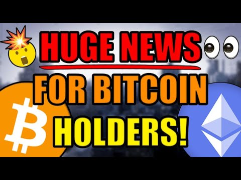 HUGE NEWS! Bitcoin AND Ethereum BOTH Get MAJOR Green Flags! This Bull Market Just Getting Started!