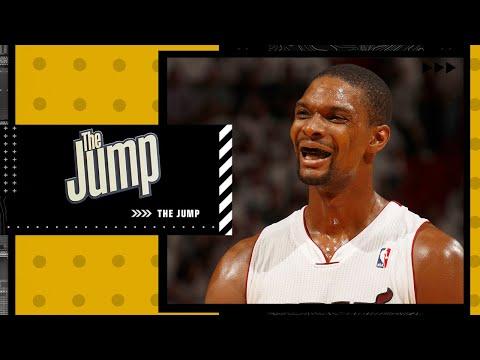 Looking back at Chris Bosh's career ahead of his 2021 HOF induction | The Jump