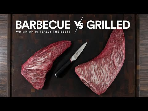 BBQ vs GRILL Which is REALLY better!?