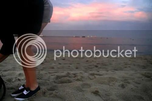 emilka,sunset beach