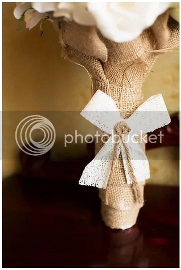 DIY Bridal Bouquet | The Salt Water Blog