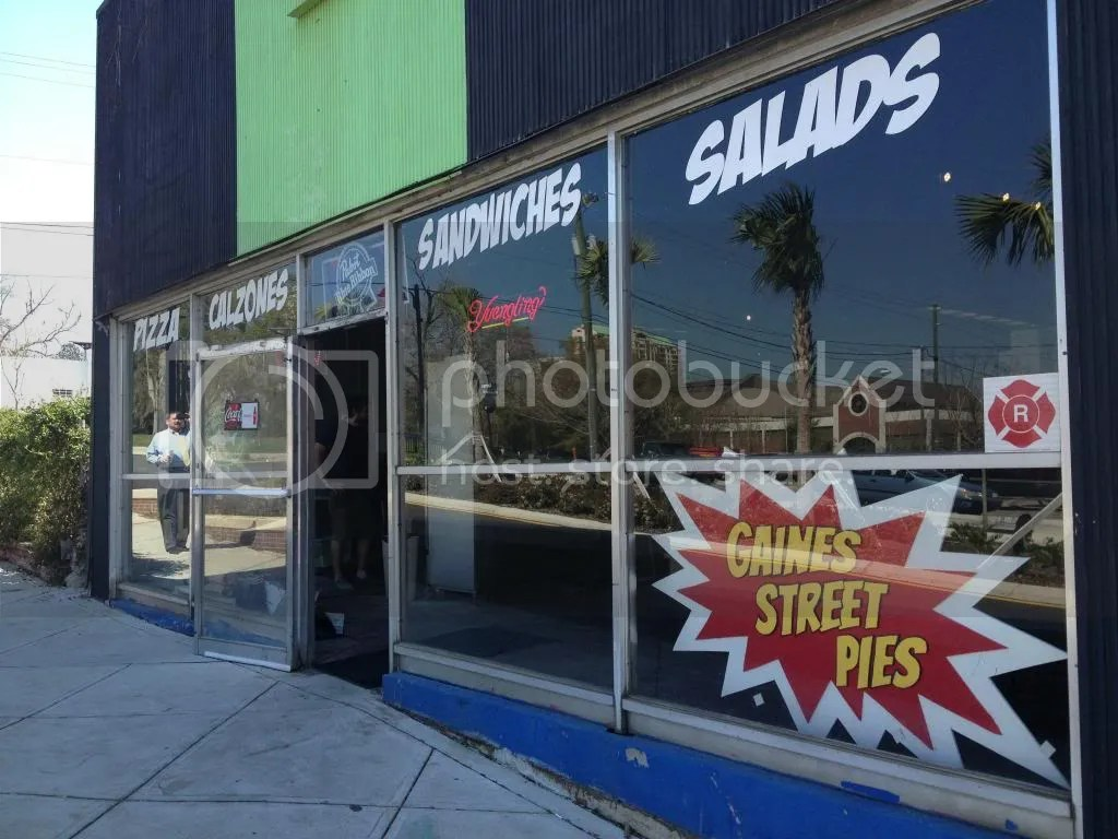 Gaines Street Pies - Tallahassee, FL - Photo by Mike Bonfanti