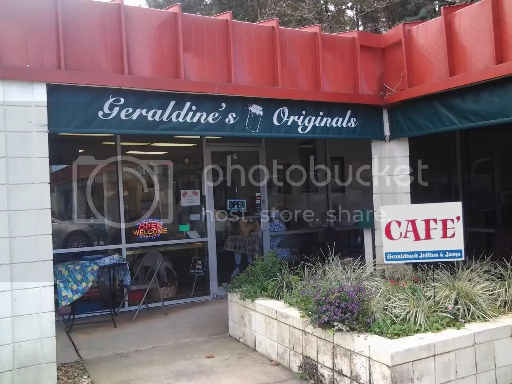 Geraldine's Originals - Tallahassee, FL - Photo by Mike Bonfanti