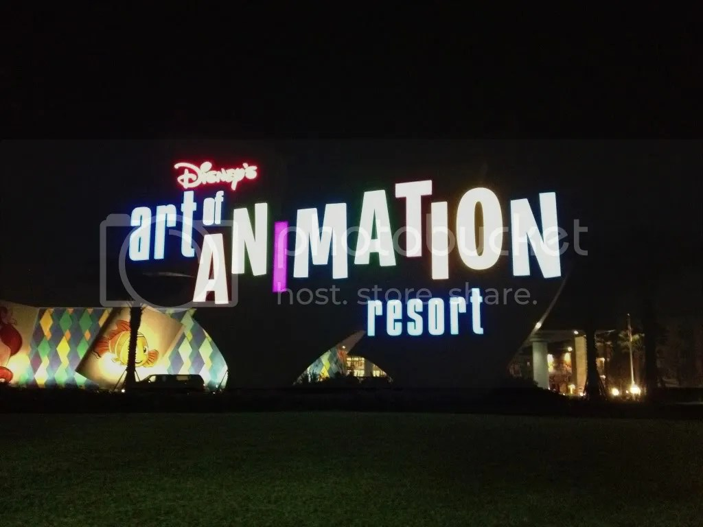 Disney's Art of Animation - Orlando, FL - Photo by Mike Bonfanti
