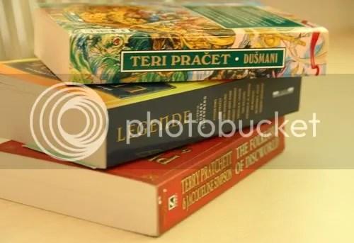 3 knjige