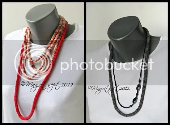 dve ogrlice