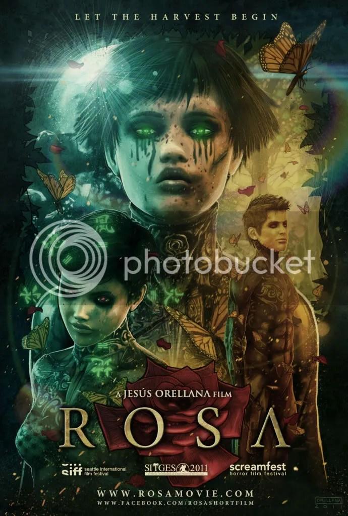 """""""Rosa"""" _ un curtmetratge Tarragoní a Hollywood by Jesús Orellana"""