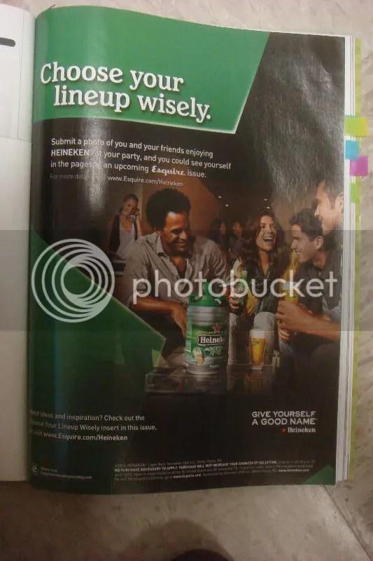 Heineken ad