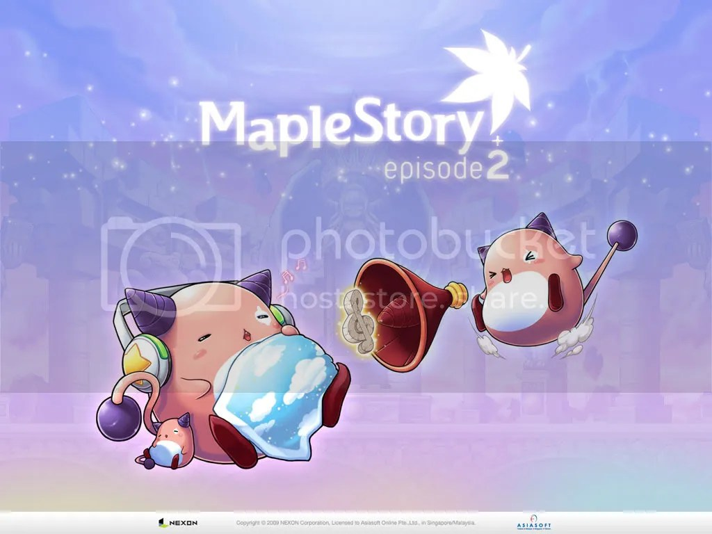 Maplestory Pink Bean Wallpaper