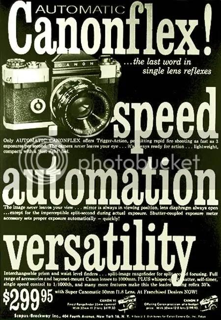 VINTAGE. Publicidad gráfica del año 1959, una novedad.
