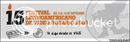 La decimoquinta edición del FLVR se realizará del 5 al 14 de septiembre en Rosario, Argentina.
