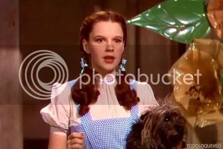 ESPECIAL. La canción fue escrita pensando en Judy Garland.
