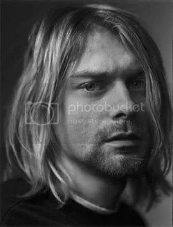 Kurt Cobain por Mark Seliger.